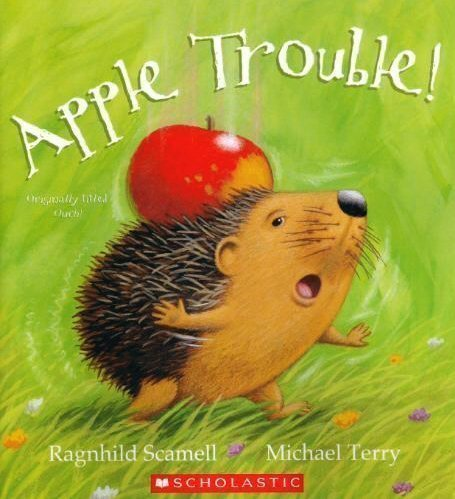 Apple Trouble book